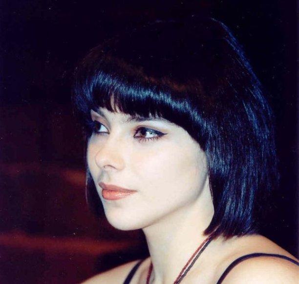 Pianistė Jekaterina Mečetina