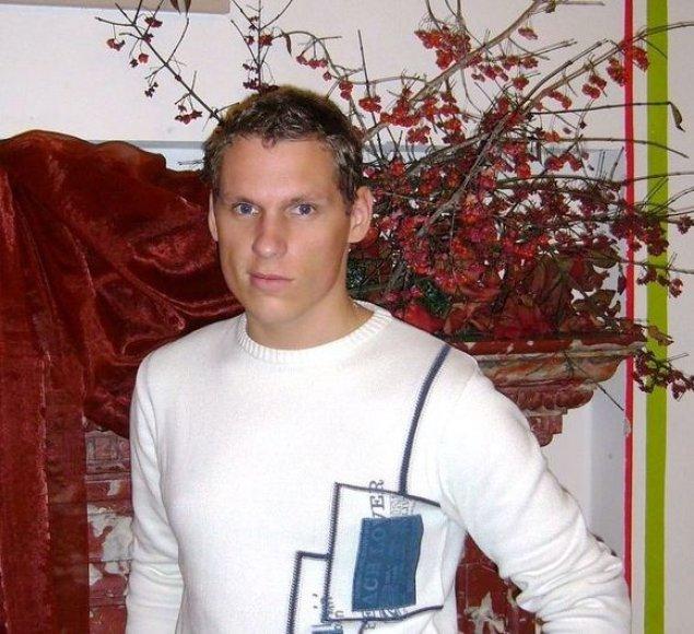 Dainininkas Valdas