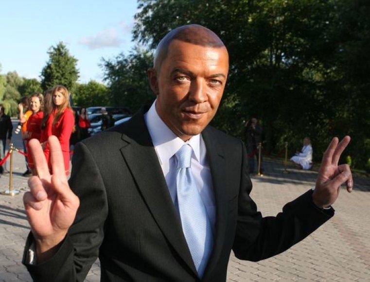 Viktoro Uspaskicho atvyko pasvekinti Barackas Obama