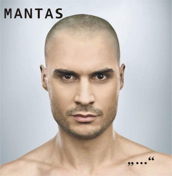 Naujo Manto albumo viršelis