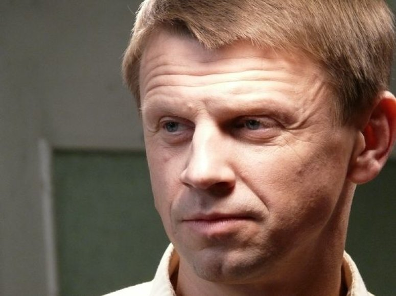 Aktorius Rolandas Kazlas