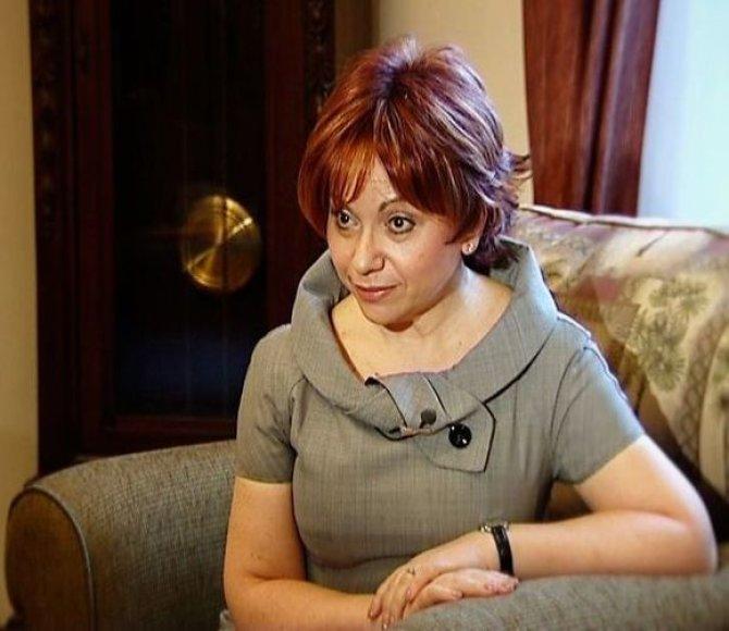 Gydytoja Jelena Tulčina