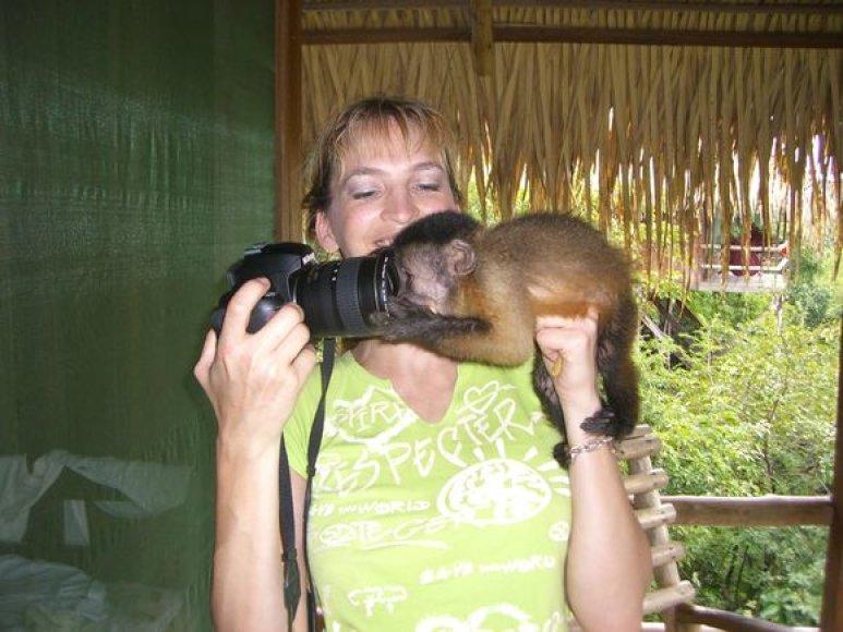 Jurga Amazonėje