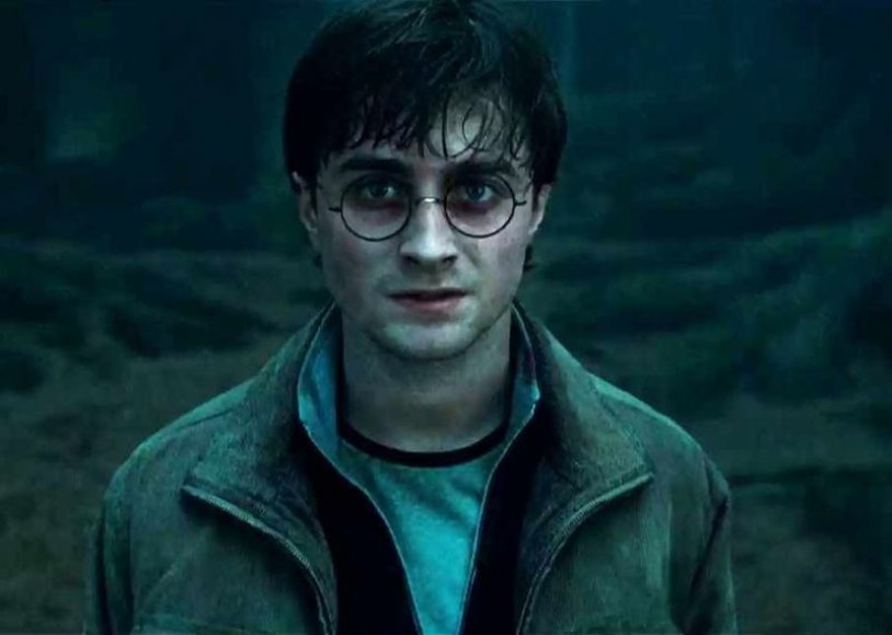 """Filmas """"Haris Poteris ir Mirties relikvijos"""""""