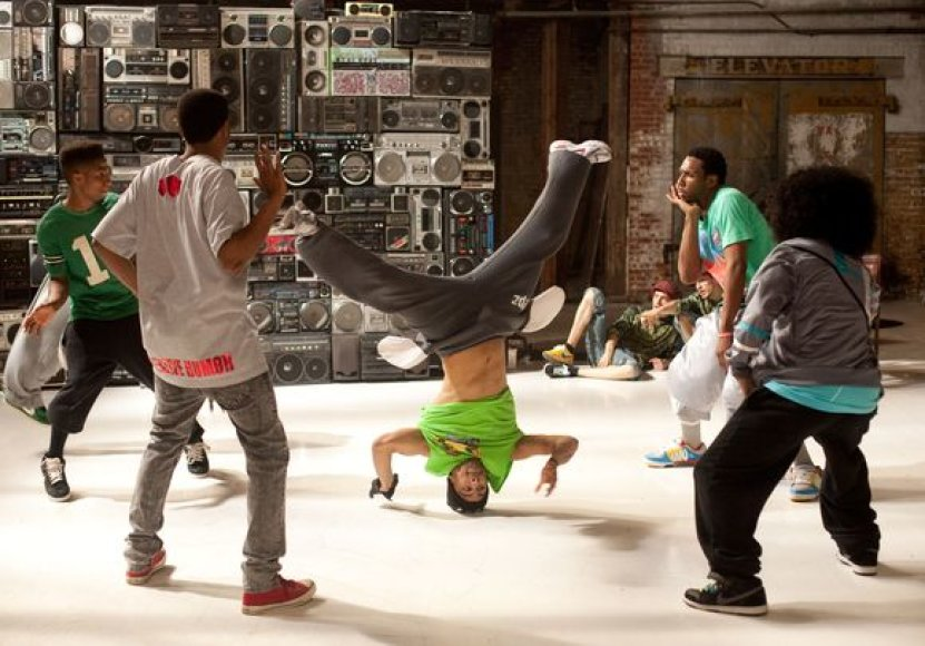 "Filmas ""Šokis hip-hopo ritmu 3D"""