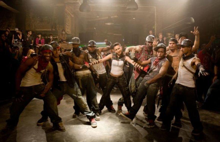 "Filmas ""Šokis hip hopo ritmu 3D"""