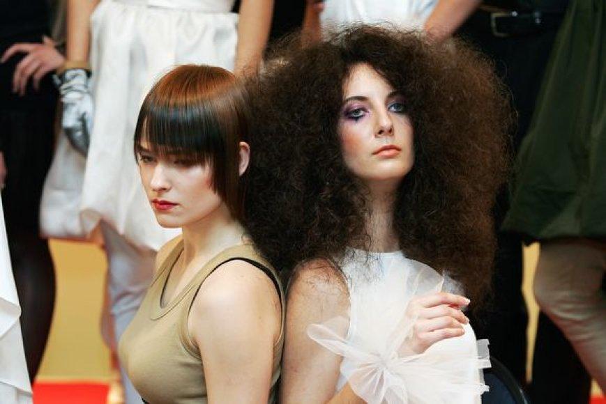 Pavasario-vasaros šukuosenų kolekcija