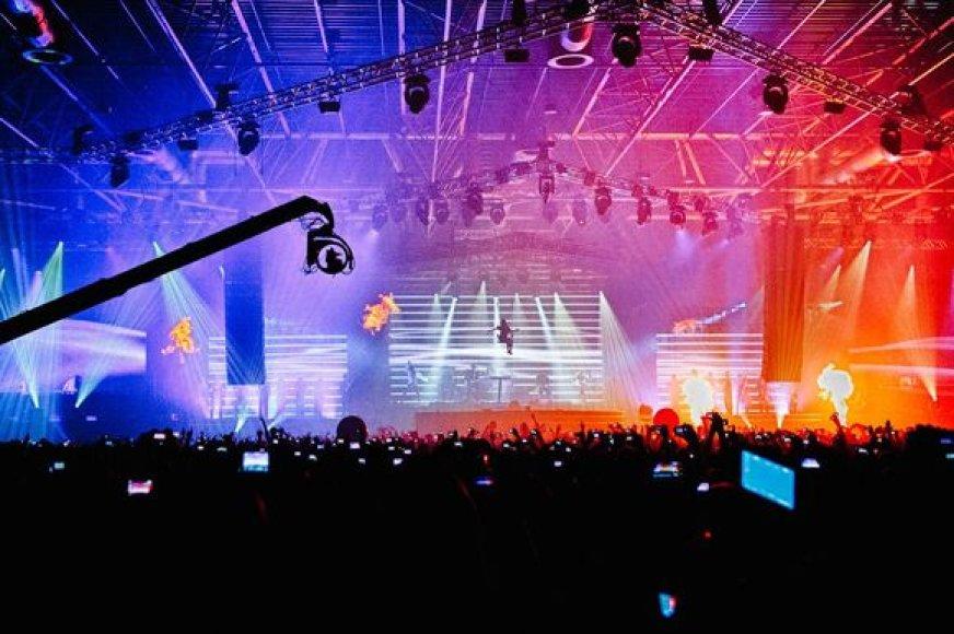 Armin Van Buuren'o šou