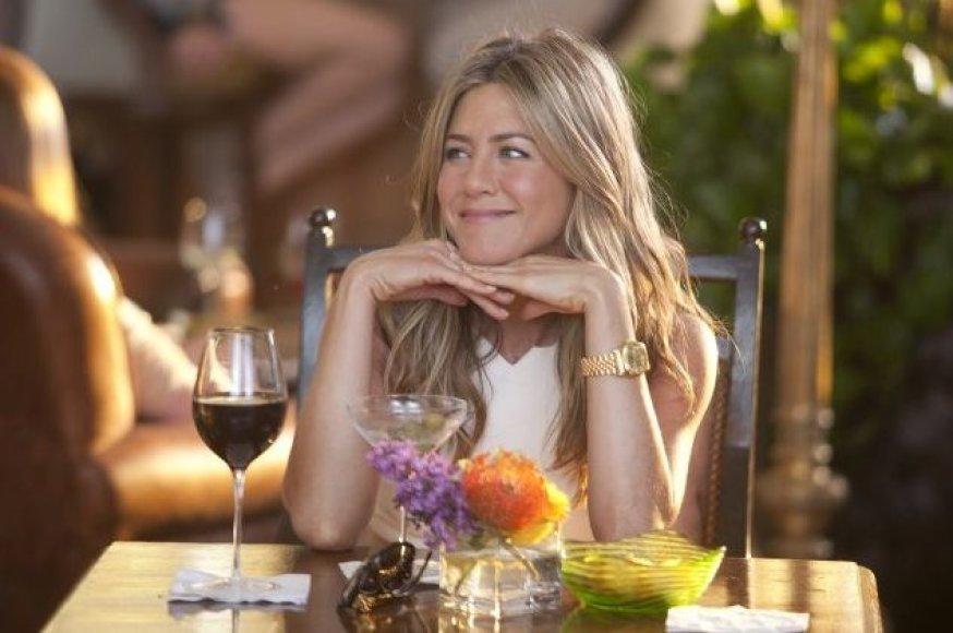 """Jennifer Aniston filme """"Suvaidink mano žmoną"""""""