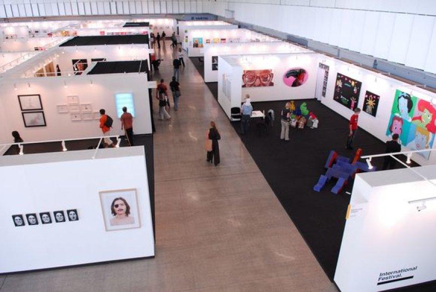 Tarptautinė šiuolaikinio meno mugė ARTVILNIUS'09