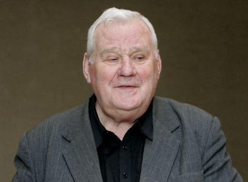 Rašytojas Vytautas Petkevičius
