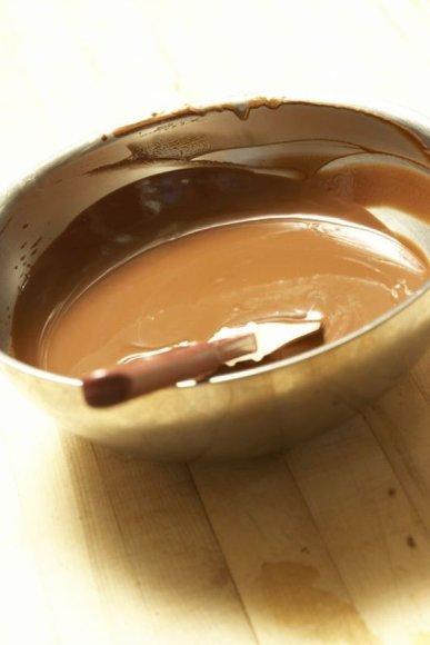 Dubuo šokolado