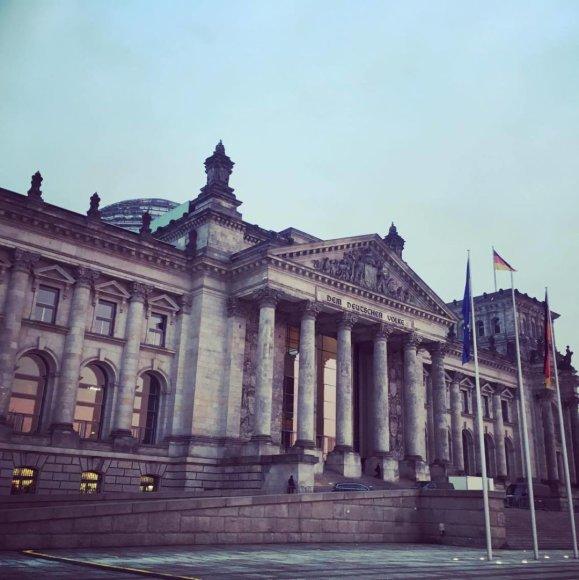 15min/Kristinos Aksamitaitės nuotr. /Reichstagas