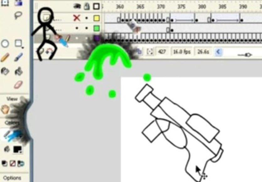 Ši animacija verta mūsų dėmesio ne tik kaip linksmi filmukai.