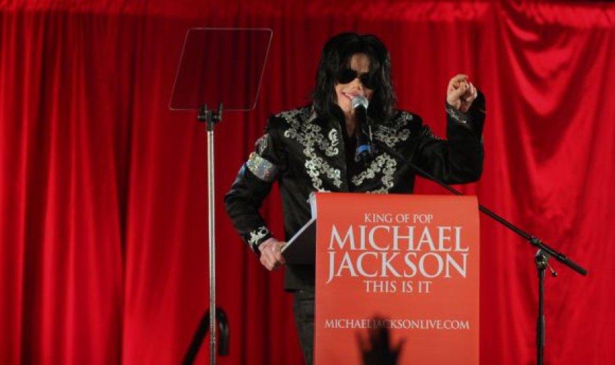 M.Jacksonas