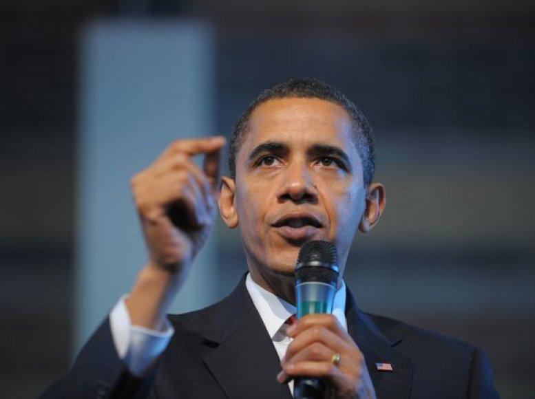 B.Obama