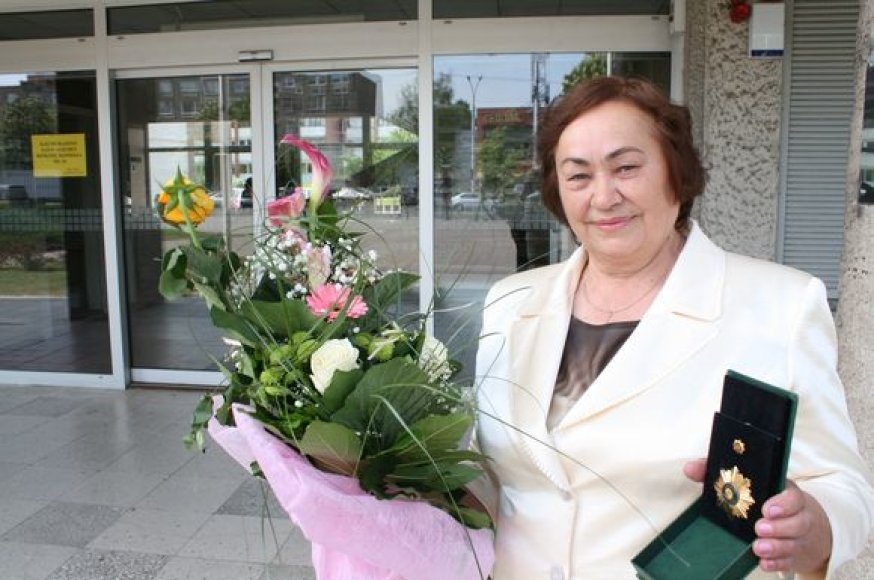 """Kauno rajone – jau dvi """"Gerumo žvaigždės""""."""