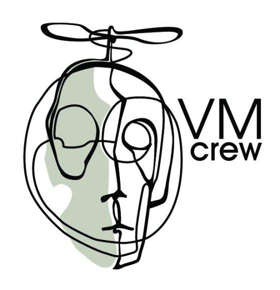 """Vėjo malūnai"" crew logotipas"