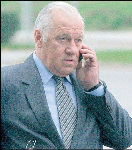 V.Volkovas į žiniasklaidos akiratį patenka ne pirmą kartą.
