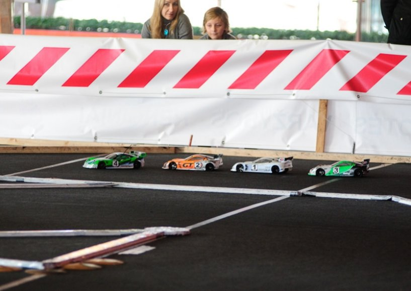Sekmadienį automodeliuotojai vėl kovos dėl Lietuvos čempiono vardo.