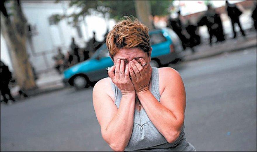 Kas dešimta prancūzė kenčia nuo blogo elgesio šeimoje.