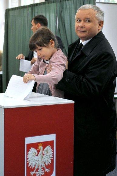 Prezidento rinkimai Lenkijoje