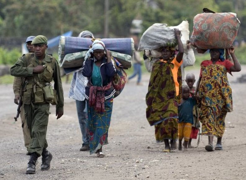 Konge – humanitarinė krizė