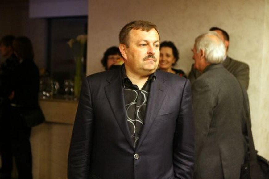Vilniaus meras Vilius Navickas
