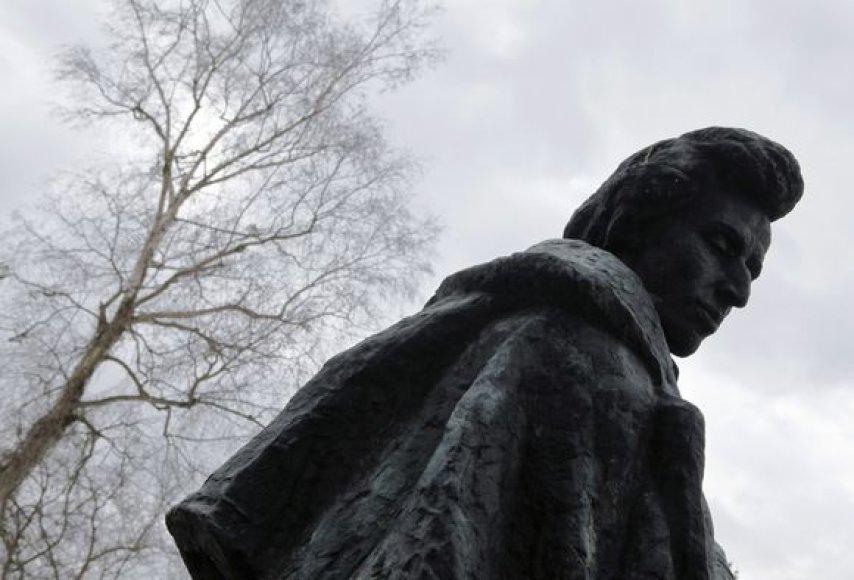 Fryderyko Chopino paminklas