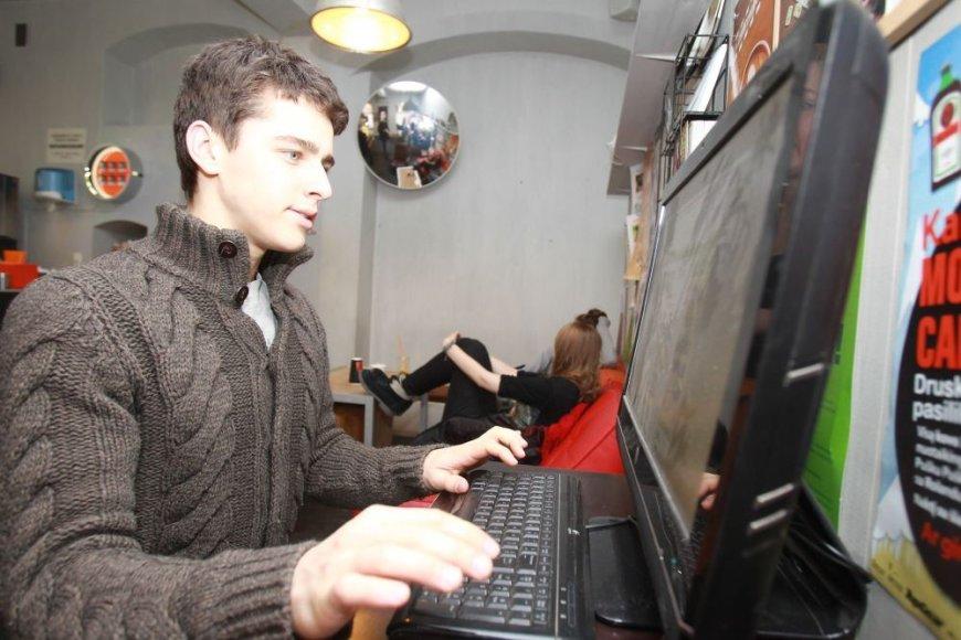 Donatas Montvydas įkrovė naujieną portale IKRAUK.LT