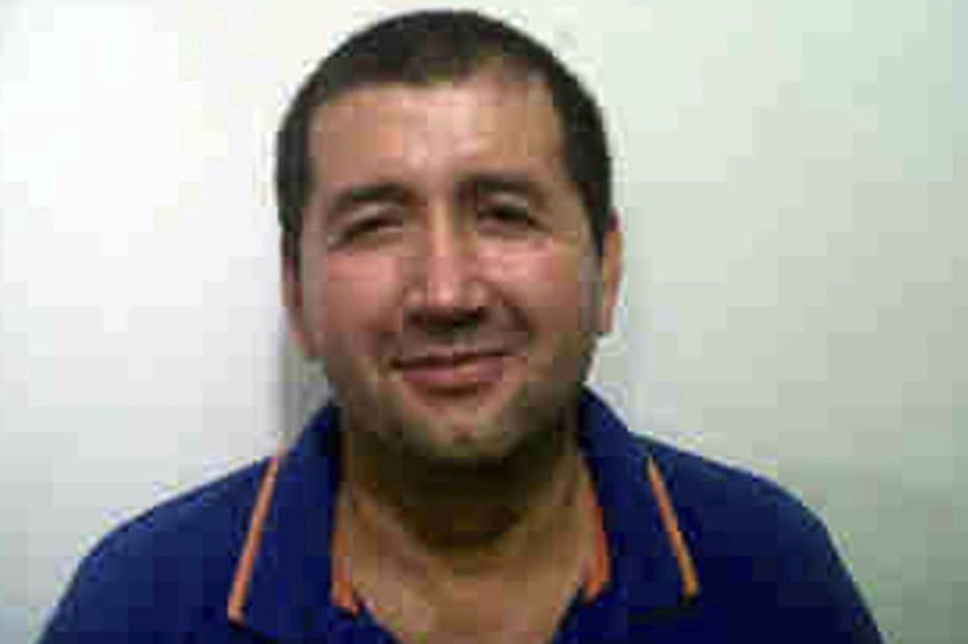 Kolumbijos narkotikų baronas El Loco Barrera