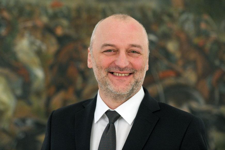Viceministras Ramūnas Usonis