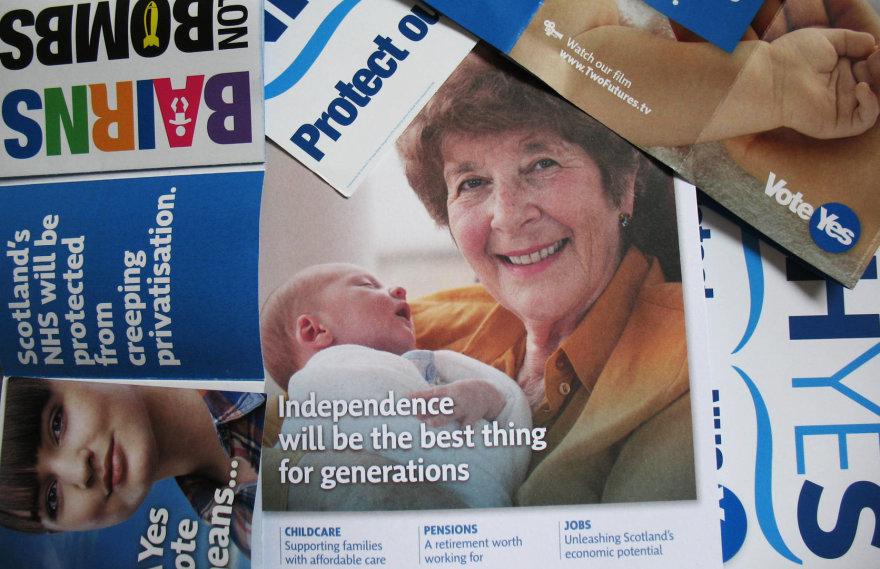 Škotijos spauda
