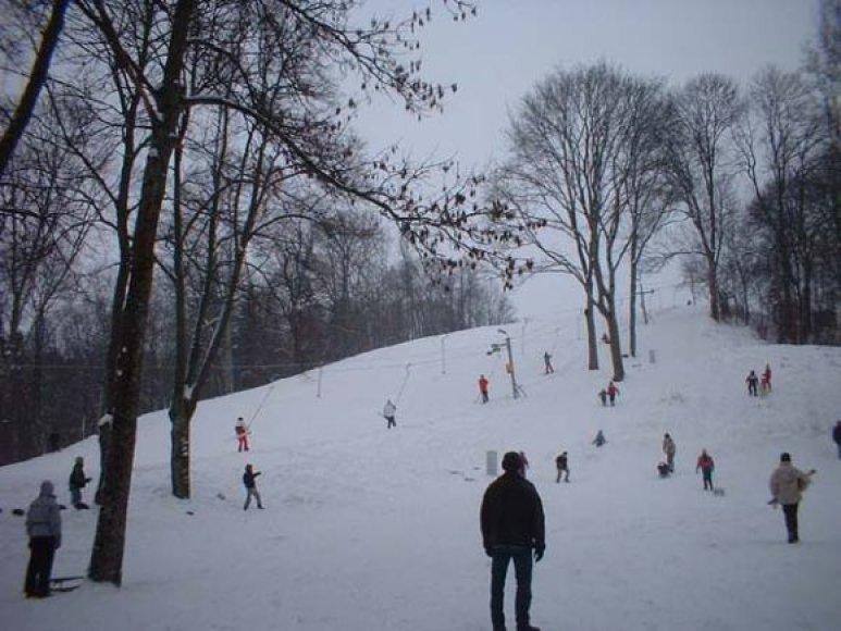 Birštono slidinėjimo trasa