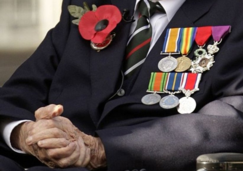 Karo veteranas