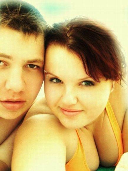 Kristina ir Andrius Smiltynėje, Klaipėdoje
