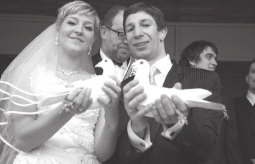 Seimo nario Antano Nedzinsko vestuvės