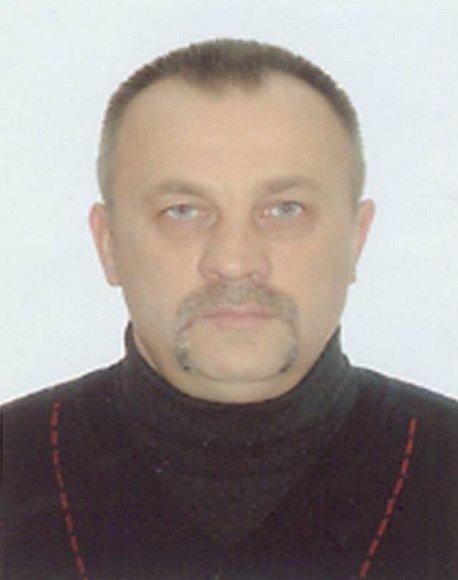 Įtariamasis Alvydas Dumčius