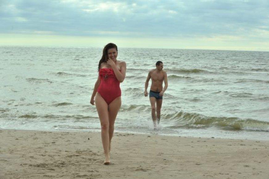 Bikini porelė: Eglė ir Andrius