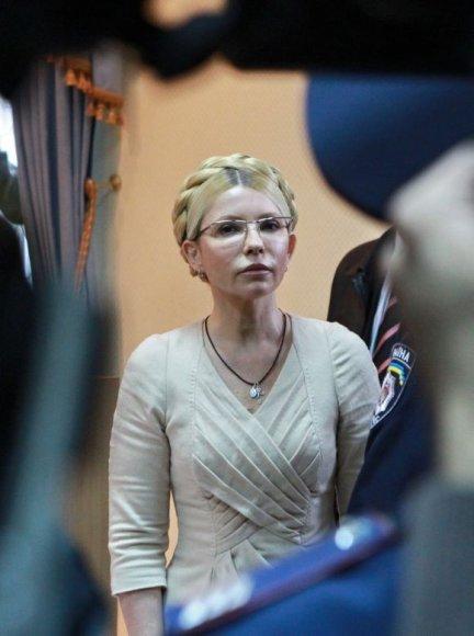 Julija Tymošenko teisme