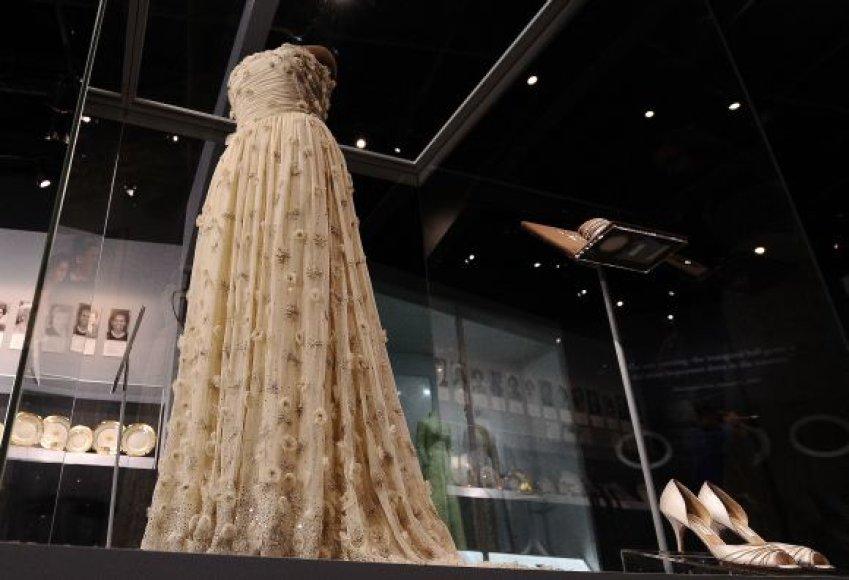 Michelle Obama  suknelė