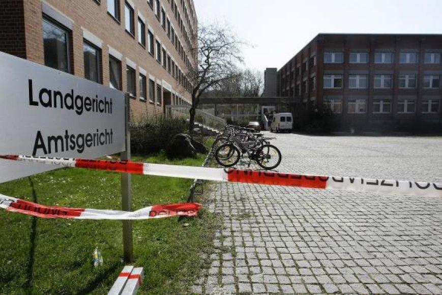 Landshuto teismas po tragedijos