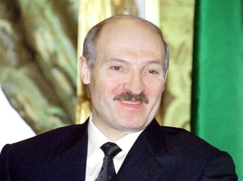 Geras ir draugiškas Aleksandras Lukašenka