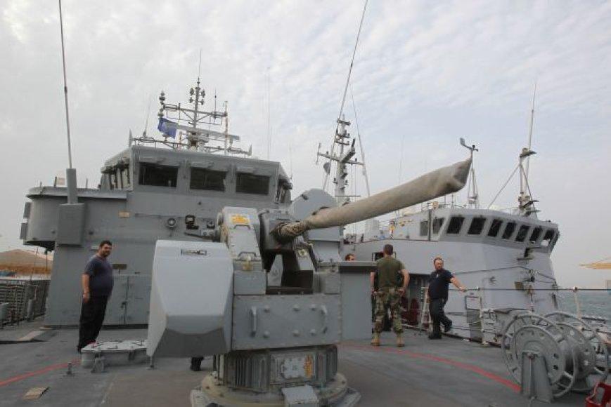 Italų karo laivai