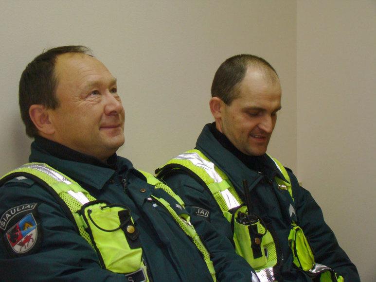 Šiaulių patruliai