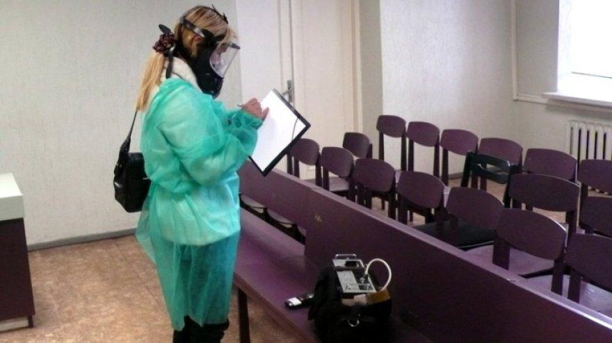 Incidentas Ukmergės teisme