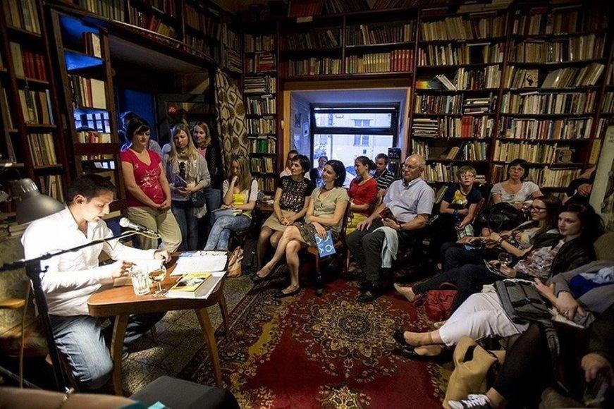 Europos literatūros naktis Prahoje