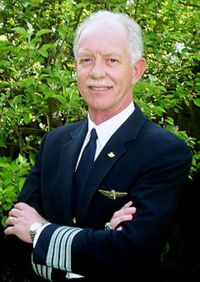 Lėktuvo pilotas Chesley B.Sullenbergeris