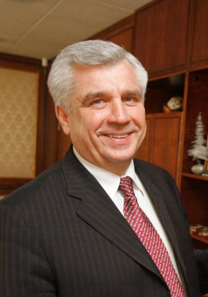 Klaipėdos meras R.Taraškevičius.