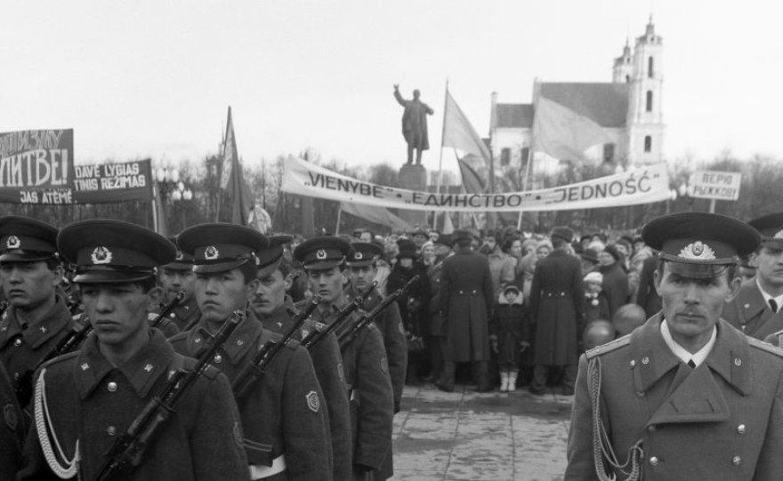 Rusija turi pripažinti, kad SSRS neteisėtai okupavo Baltijos šalis.